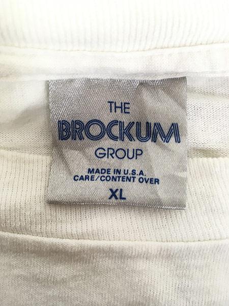 [7] 古着 90s USA製 The Moody Blues 「MCMXC」 ツアー プログレ ロック バンド Tシャツ XL 古着