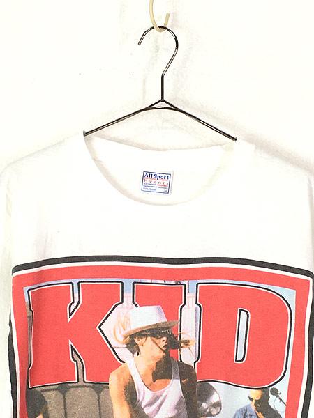 [2] 古着 90s KID ROCK 「Devil Without a Cause」 ロック バンド Tシャツ L 古着