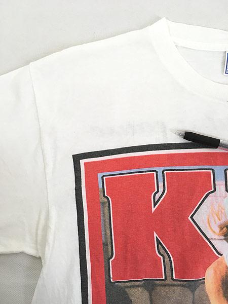 [5] 古着 90s KID ROCK 「Devil Without a Cause」 ロック バンド Tシャツ L 古着