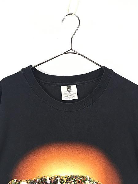 [2] 古着 90s LED ZEPPELIN 「Houses of the Holy」 ヘヴィ メタル ロック バンド Tシャツ XL 古着
