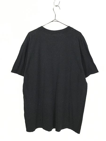 [3] 古着 90-00s USA製 GODSMACK ラメ ロゴ ヘヴィ メタル ロック バンド Tシャツ XL 古着