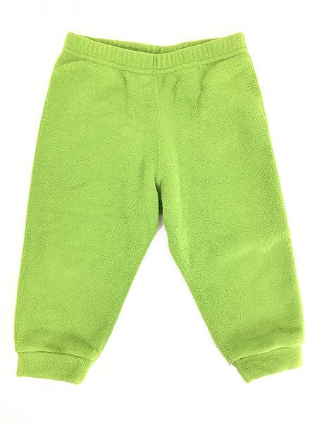 [1] キッズ 古着 08s Patagonia パタゴニア フリース 防寒 イージー インナー パンツ 1歳位 子供服 古着