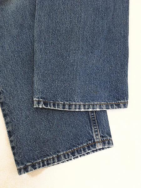 [5] 古着 90s USA製 Levi's SILVER TAB 「Straight + Relaxed」 デニム パンツ ジーンズ W34 L29.5 古着