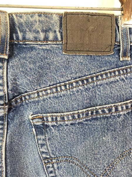 [4] 古着 90s USA製 Levi's SILVER TAB 「Loose」 デニム パンツ ジーンズ テーパード W34 L31 古着