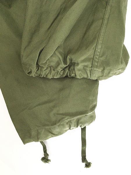 [6] 古着 50s 米軍 US ARMY M-51 ミリタリー ヘビー コットン フィールド カーゴ パンツ S-R 美品!! 古着