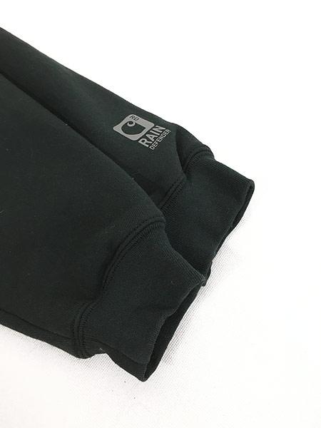 [4] 古着 00s Carhartt 「Rain Defender」 撥水 ヘビー スウェット ジップ パーカー ジャケット 黒 XL TALL 古着
