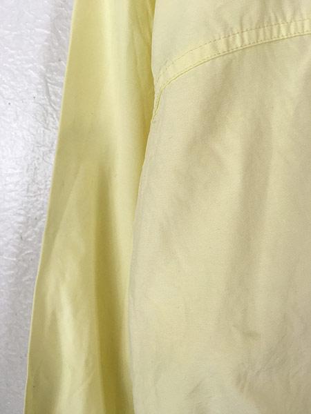 [5] 古着 60s USA製 McGREGOR 「JUMBO」 防水 ダービー ドリズラー ジャケット ブルゾン イエロー 42 古着