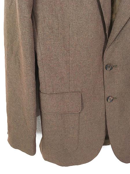 [3] 古着 70s Levi's STA-PREST 「Action Suit & Slacks」 スタプレ ジャケット & スラックス セットアップ 40L 古着