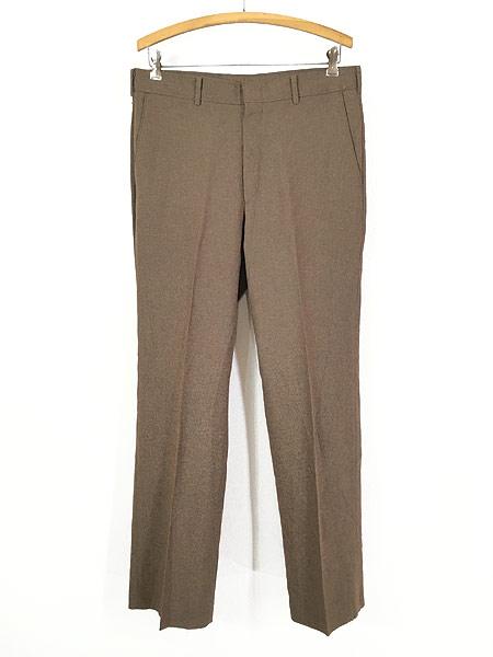 [5] 古着 70s Levi's STA-PREST 「Action Suit & Slacks」 スタプレ ジャケット & スラックス セットアップ 40L 古着
