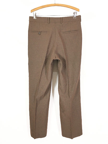 [7] 古着 70s Levi's STA-PREST 「Action Suit & Slacks」 スタプレ ジャケット & スラックス セットアップ 40L 古着