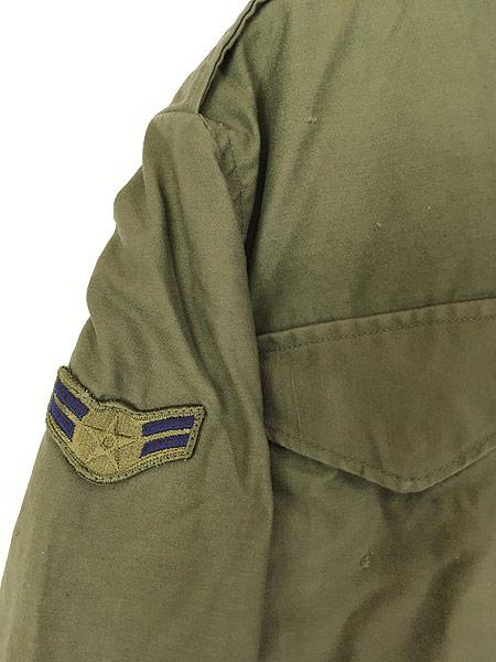[4] 古着 80s 米軍 USAF M-65 ミリタリー フィールド ジャケット 超貴重 XS-XS!! 古着