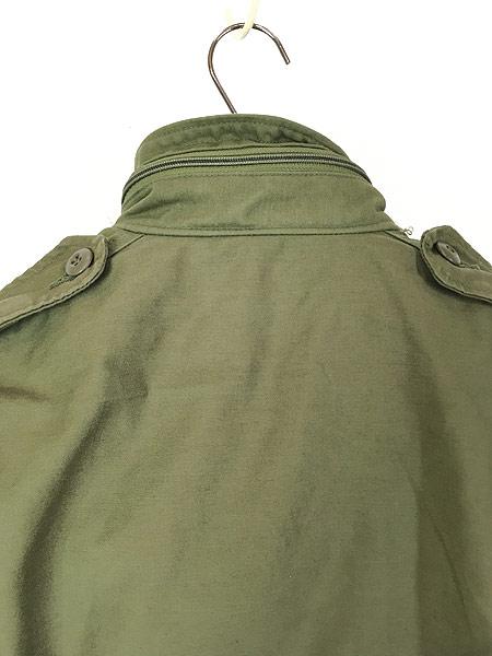 [6] 古着 80s 米軍 USAF M-65 ミリタリー フィールド ジャケット 超貴重 XS-XS!! 古着