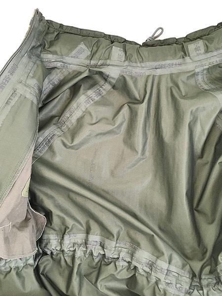 [7] 古着 00s 米軍 USAF タイガー ストライプ カモ 迷彩 GEN3 GORE-TEX ゴア パーカー APECS M-XS 古着 【shop】