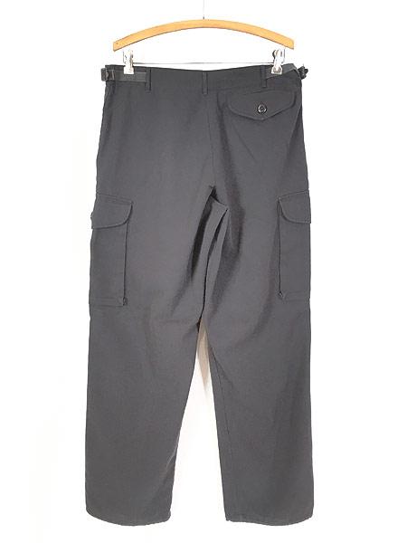 [5] 古着 Canada製 FRONTENAC ミリタリー タイプ コンバット カーゴ パンツ M 古着
