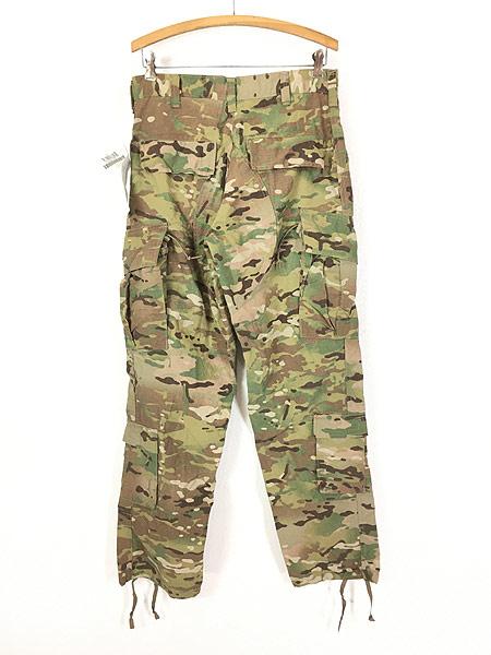 [4] 「Deadstock」 古着 00s 米軍 「Perimeter Insect Guard」 マルチカム カモ 迷彩 カーゴ パンツ S-R 古着