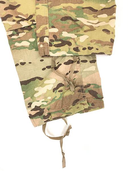 [6] 「Deadstock」 古着 00s 米軍 「Perimeter Insect Guard」 マルチカム カモ 迷彩 カーゴ パンツ S-R 古着