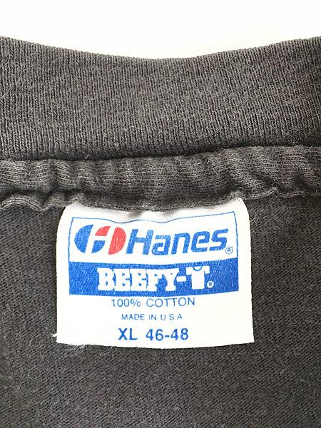 [7] 古着 90s USA製 STURGIS スタージス イーグル バイカー Tシャツ 黒 XL 古着