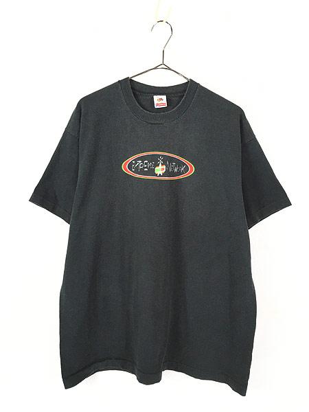 [1] 古着 90s USA製 Mountain Dew 「Extreme Network」 ドリンク Tシャツ XL 古着