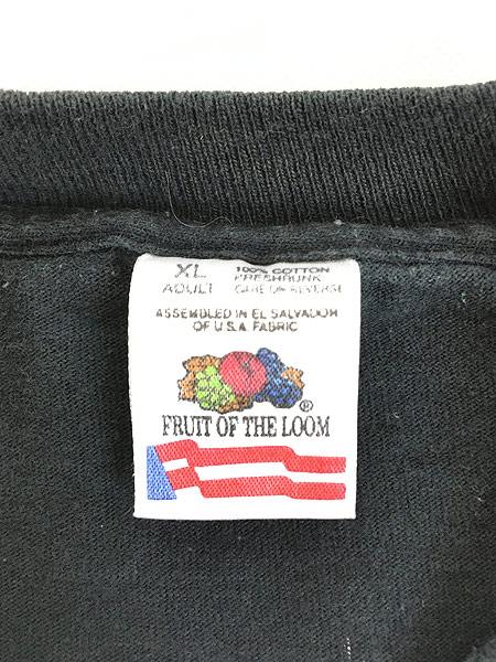 [5] 古着 90s USA製 Mountain Dew 「Extreme Network」 ドリンク Tシャツ XL 古着