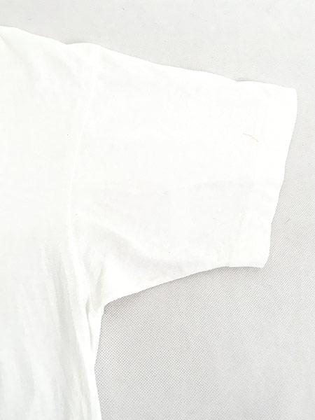 [5] 古着 90s USA製 「WHALE WATCH」 クジラ ポップ アート Tシャツ L 古着