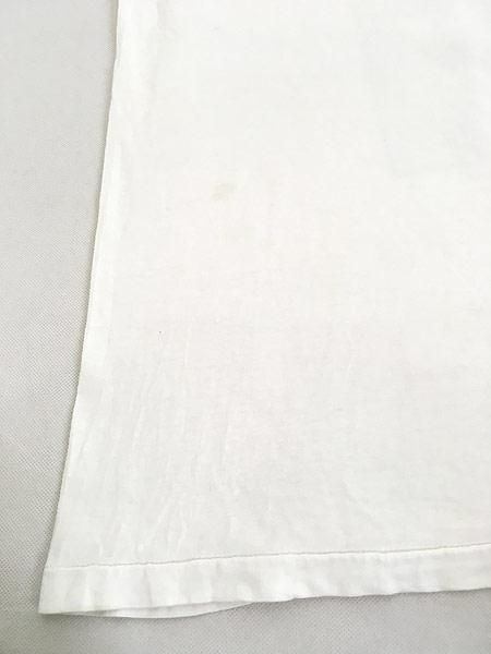 [6] 古着 90s USA製 DKNY 自由の女神 BIG フォト ピクチャー Tシャツ XL位 古着