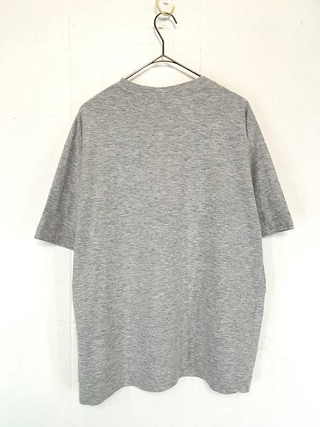 [2] 古着 90s UNITED COLORS OF BENETTON ベネトン ワード ロゴ Tシャツ XL位 古着