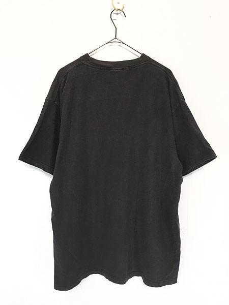 [2] 古着 90s HARLEY DAVIDSON 「BLUE PRINT」 ツインカム モーター Tシャツ XL 古着