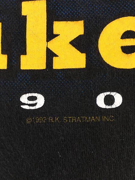 [5] 古着 90s USA製 HARLEY DAVIDSON 歴代 エンジン モーター Tシャツ L 古着