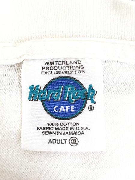 [6] 古着 90s Hard Rock Cafe 「MAUI」 サーフボード ハードロック Tシャツ XXL 古着
