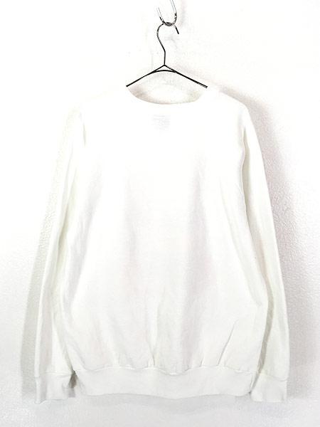 [3] 古着 90s USA製 男の子 女の子 カントリー アート スウェット トレーナー XL 古着