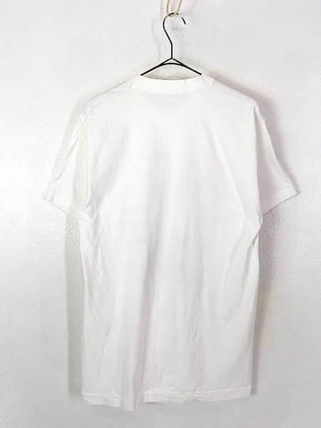[3] 古着 90s USA製 「IT'S A COOKIE KIND OF DAY」 ネズミ クッキー Tシャツ L 古着