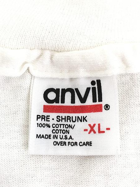 [7] 古着 90s USA製 ブタ ピッグ アニマル BIG Tシャツ XL 古着