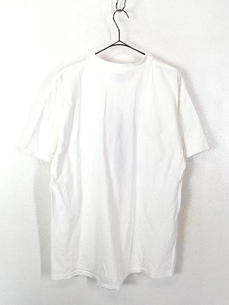[3] 古着 90s USA製 「Make Me Wine」 ブドウ グレープ アート Tシャツ L 古着