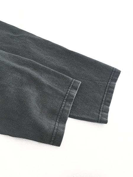 [4] 古着 90s USA製 Hard Rock Cafe 「Denver」 ハードロック ロング Tシャツ ロンT XL 古着