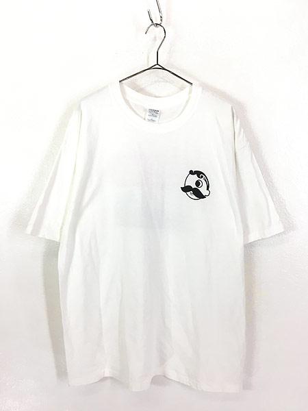 [1] 古着 90s 「NATIONAL BOHEMIAN BEER」 ビール キャラクター Tシャツ XL 古着
