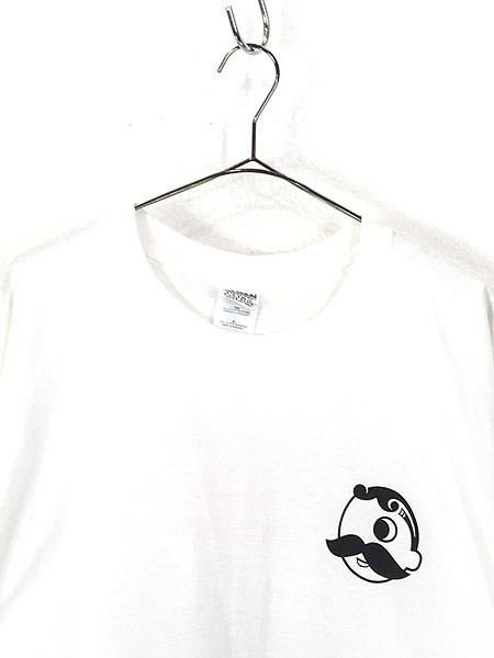 [2] 古着 90s 「NATIONAL BOHEMIAN BEER」 ビール キャラクター Tシャツ XL 古着