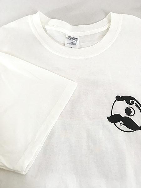 [4] 古着 90s 「NATIONAL BOHEMIAN BEER」 ビール キャラクター Tシャツ XL 古着