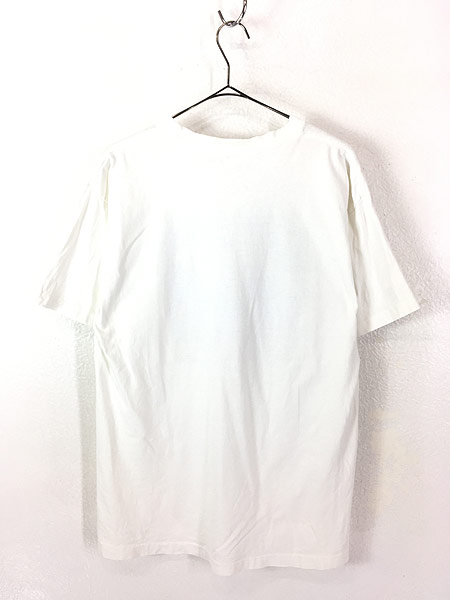 [3] 古着 90s USA製 犬 ワンちゃん アニマル ポップ アート Tシャツ L 古着
