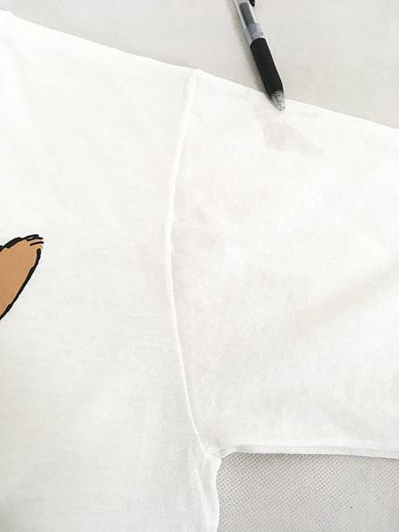 [5] 古着 90s USA製 Shoe Box 「Sex」 ウサギ ポップ アート メッセージ Tシャツ L 古着