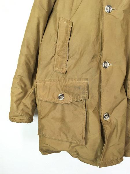 [2] 古着 70s WoolRich 人気 アークティック パーカー 60/40クロス ダウン ジャケット XL 古着