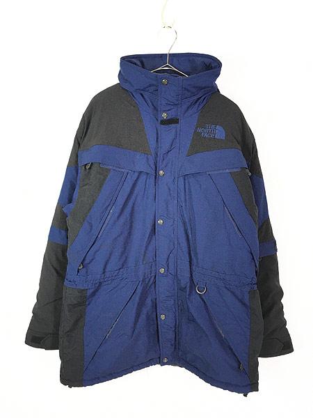 [1] 古着 90s TNF The North Face 「EXTREME LIGHT」 パデット エクストリーム ライト ジャケット L位 古着