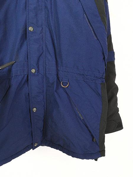 [3] 古着 90s TNF The North Face 「EXTREME LIGHT」 パデット エクストリーム ライト ジャケット L位 古着