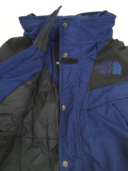 [7] 古着 90s TNF The North Face 「EXTREME LIGHT」 パデット エクストリーム ライト ジャケット L位 古着