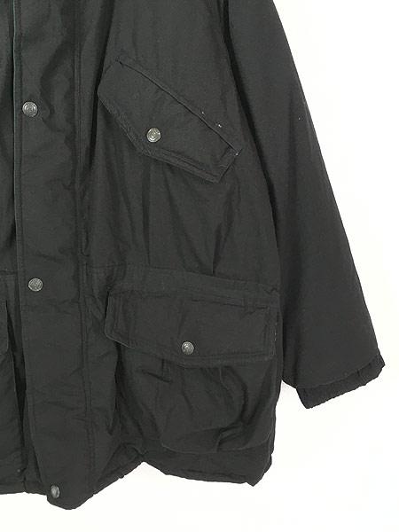 [4] 古着 90s BEAR FORCE リバーシブル 4way パデット ナイロン ジャケット XL 古着