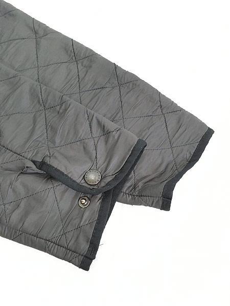 [6] 古着 Barbour 「Polar Quilts」 フリース ライナー ポーラーキルト ジャケット ロング丈 L ブランド 古着