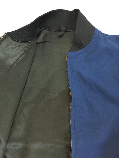 [5] 古着 90s 米軍 USAF ミリタリー カデット ジャケット ショート丈 42R 美品!! 古着