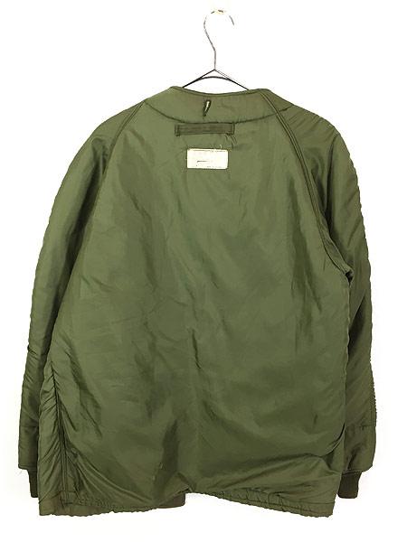 [3] 古着 60s 米軍 USAF 「4889C」 ミリタリー ウール ボア フィールド ライナー ジャケット M-L 古着