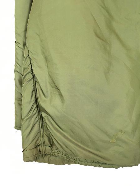 [4] 古着 60s 米軍 USAF 「4889C」 ミリタリー ウール ボア フィールド ライナー ジャケット M-L 古着