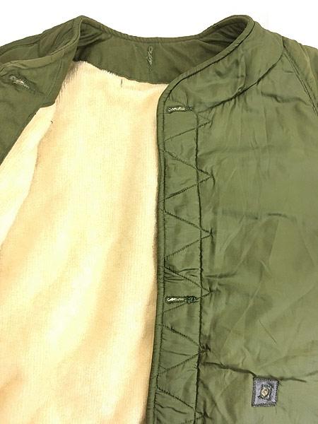 [7] 古着 60s 米軍 USAF ミリタリー ウール ボア フィールド ライナー ジャケット L位 古着