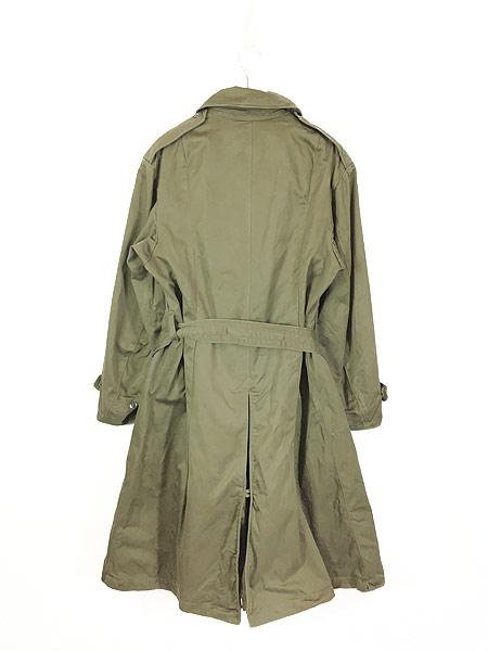 [5] 古着 40s 米軍 US ARMY M-1946 「Overcoat Field OD-7」 ダブルブレスト オーバー コート M-S 美品!! 古着